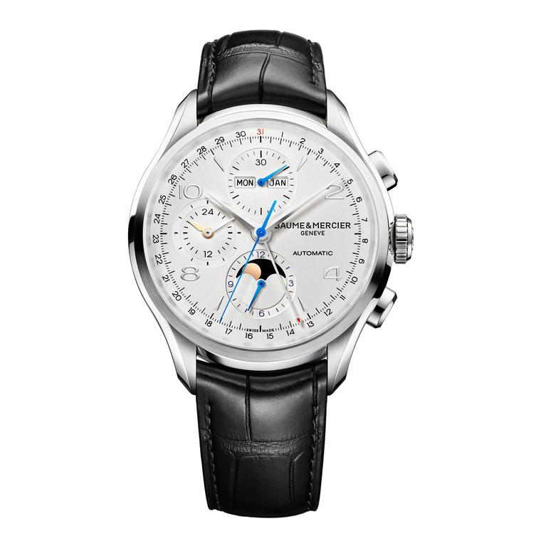 Clifton Chronograph Complete Calendar watch