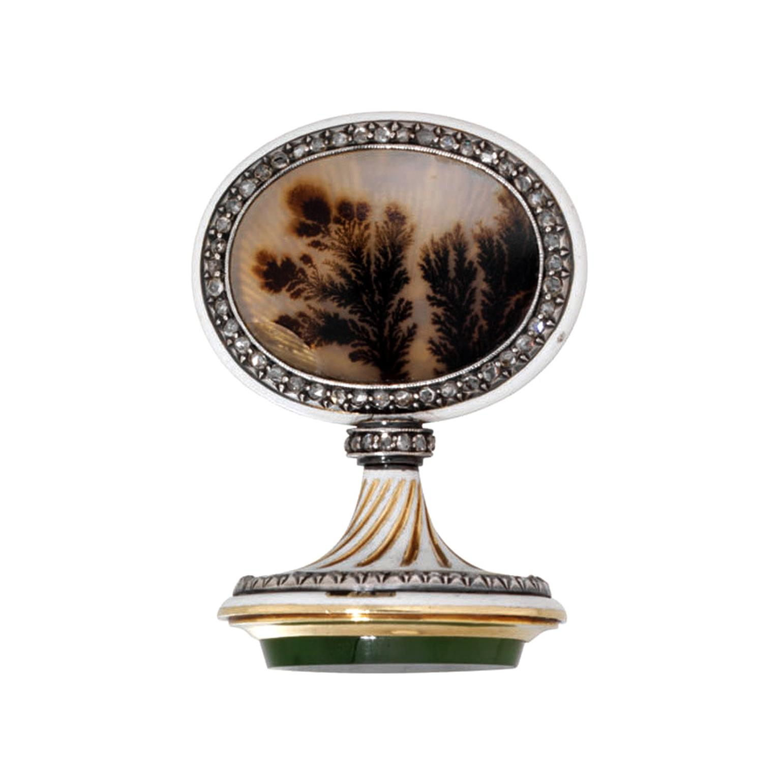 Bentley skinner faberge seal for Bentley and skinner jewelry