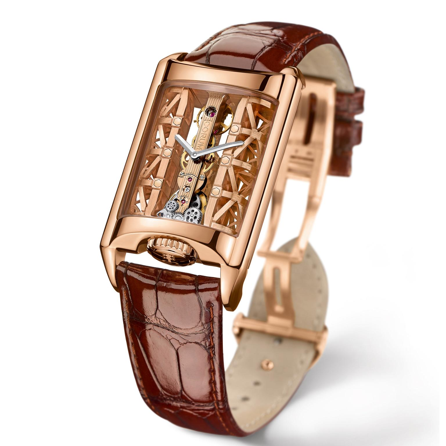 Corum Golden Bridge Stream Automatic