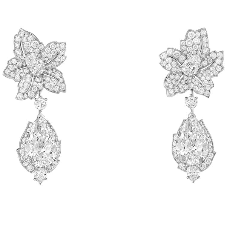 Van Cleef & Arperls Tendresse étincelante Earrings