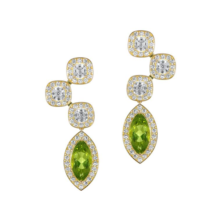 Tessa Packard earrings for House of Eléonore