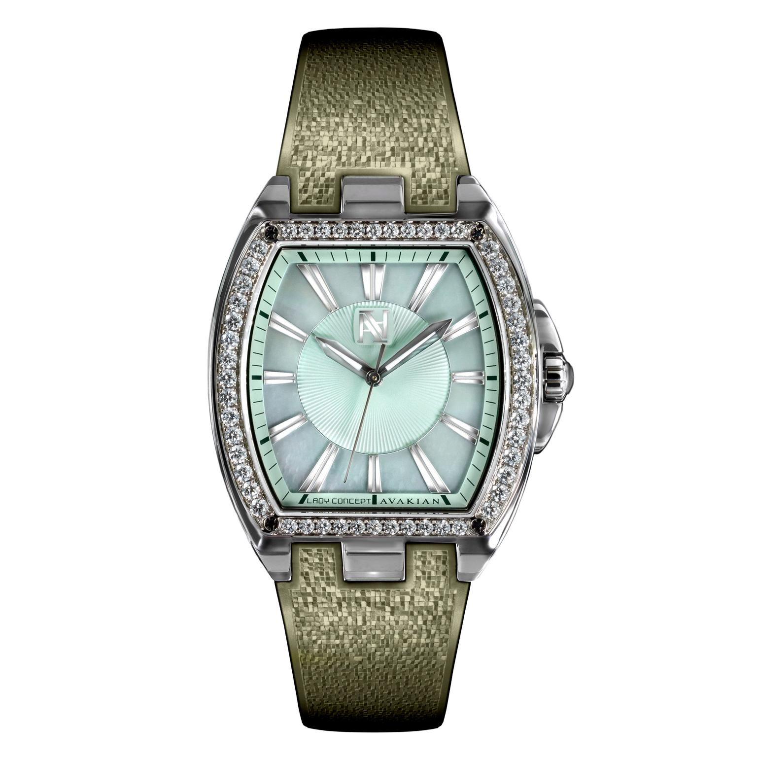 Avakian Lady Concept Khaki watch