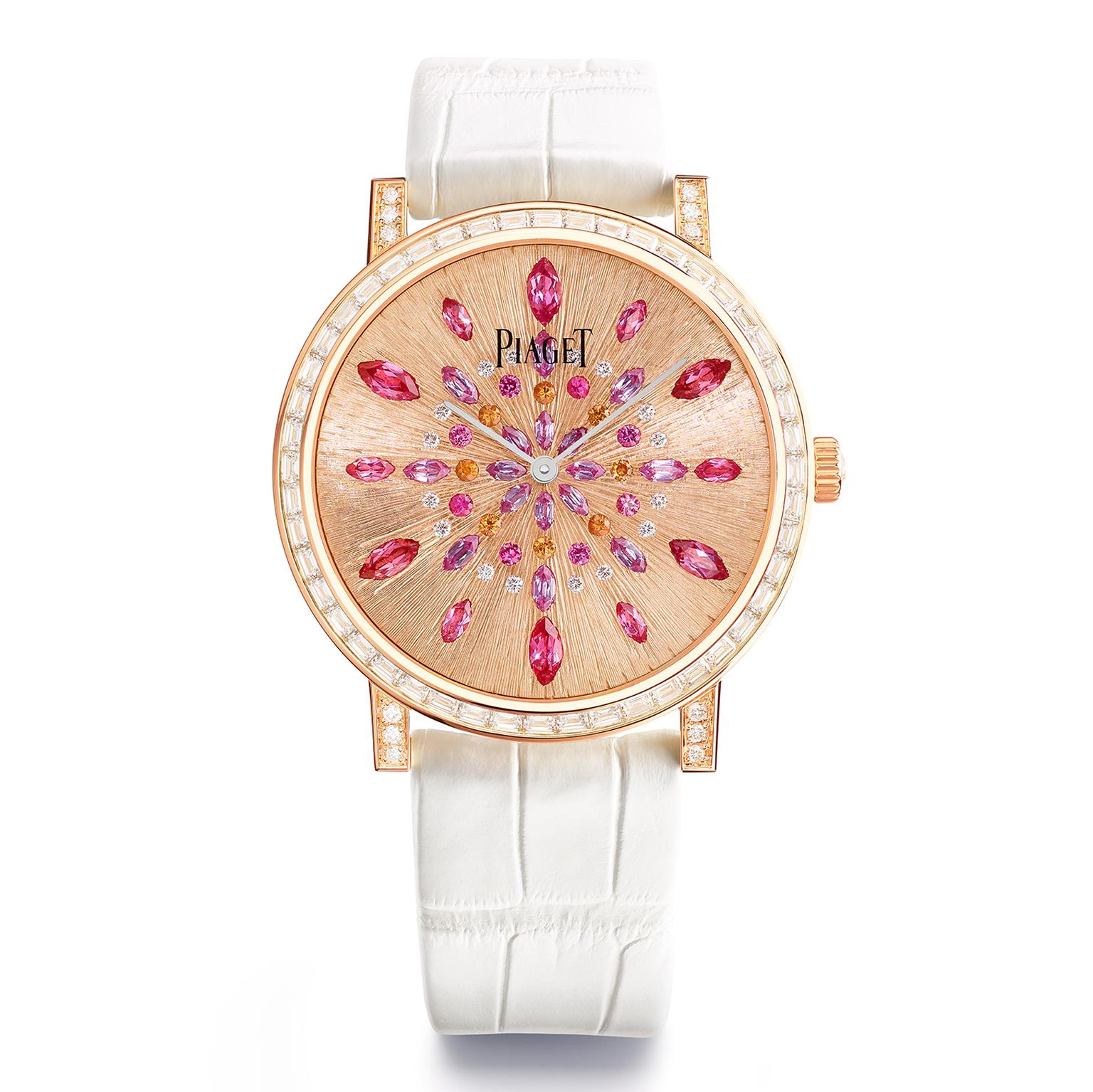 Piaget Viva L'Arte jewellery watch