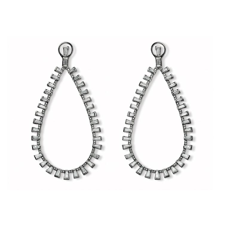 Jack Vartanian diamond earrings