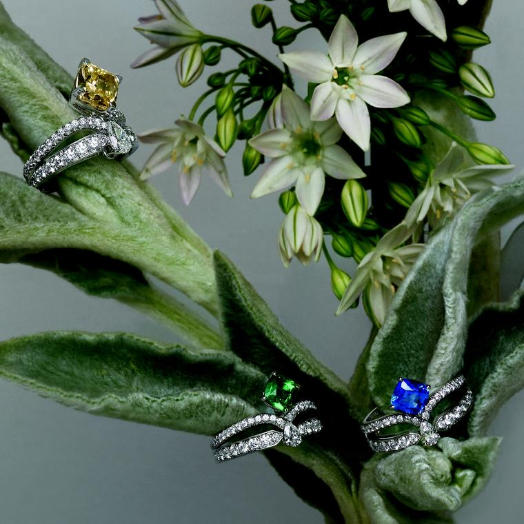 Three Chaumet Joséphine rings to fall in love with