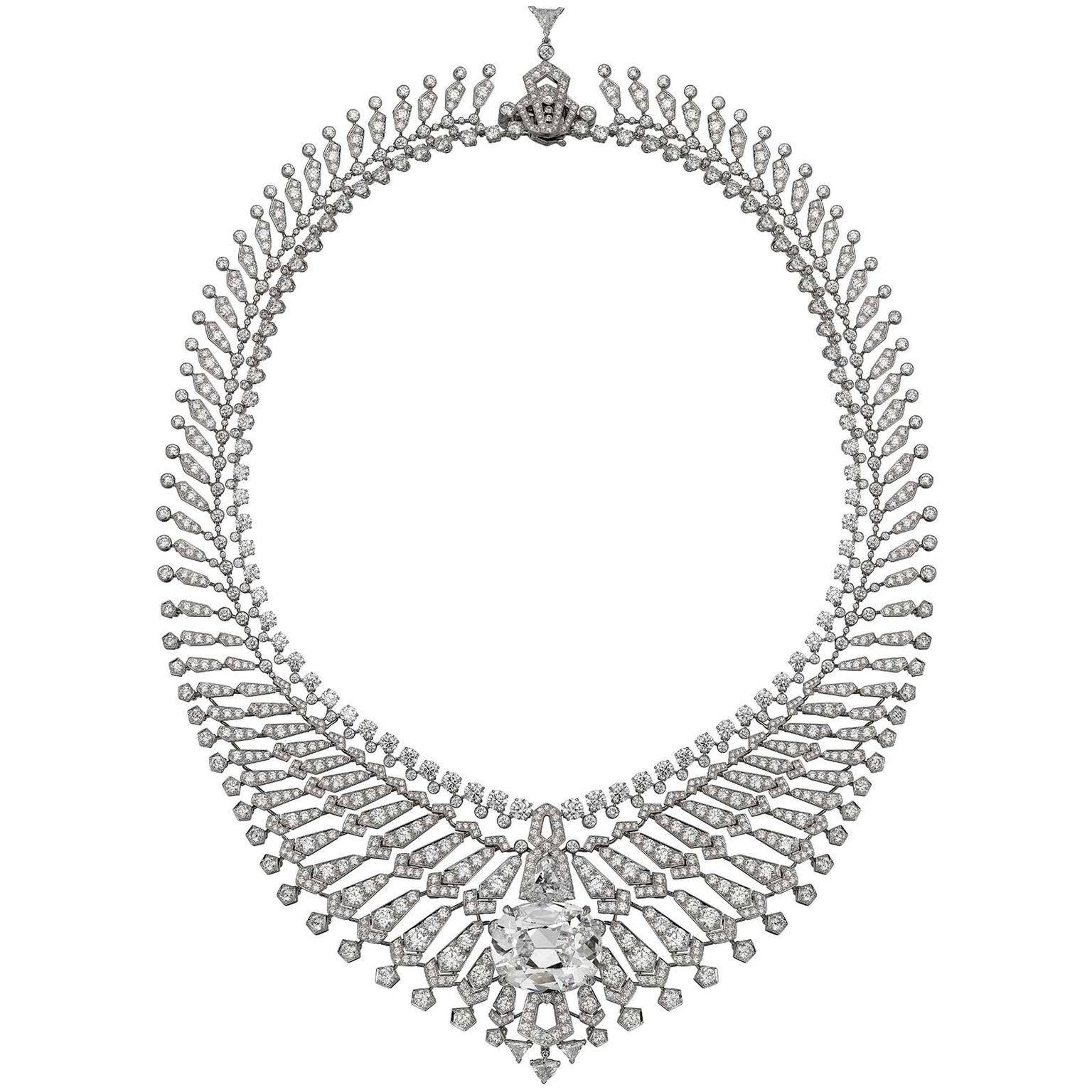 Cartier Étourdissant diamond necklace