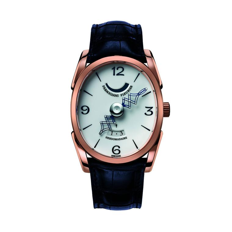 Parmigiani Oval Pantographe watch
