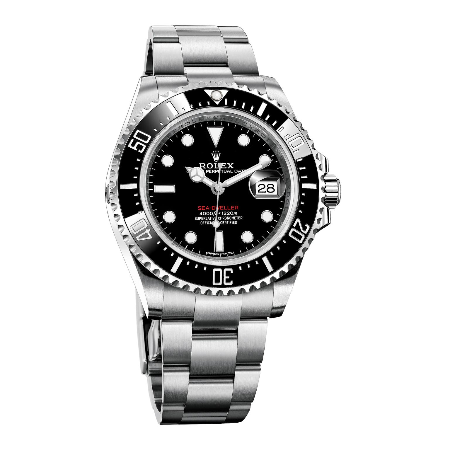 Rolex Oyster Perpetual Sea-Dweller watch
