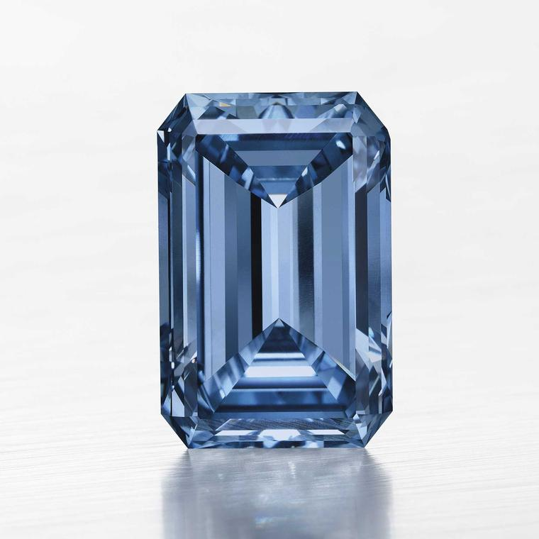 The Oppenheimer Blue diamond sells for record-breaking $57.7 million