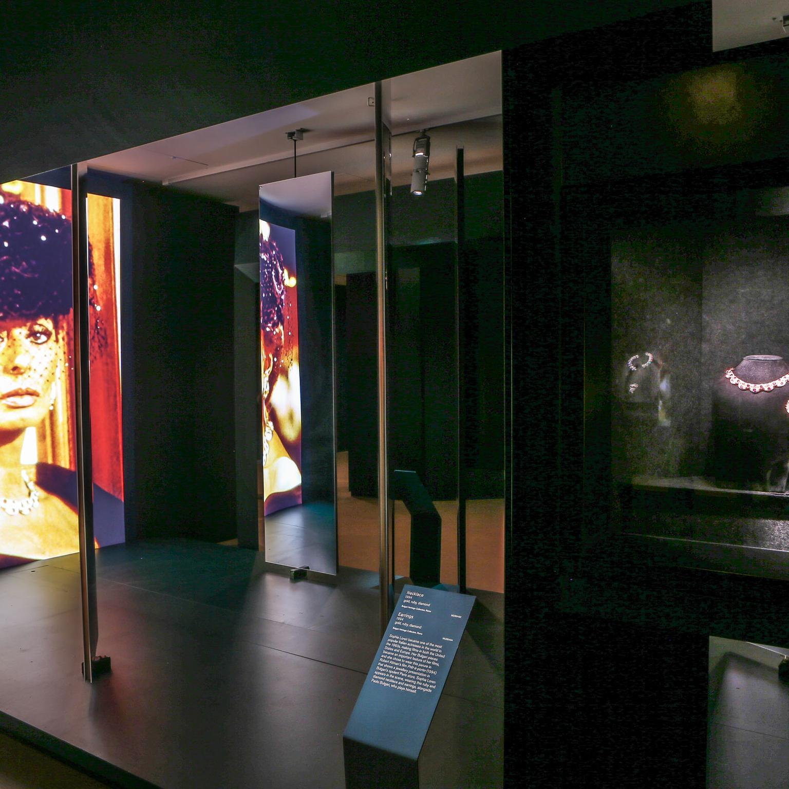 Bulgari exhibition