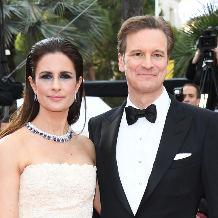 Canens 2016 Day 6: Livia Firth and Colin Firth in Chopard