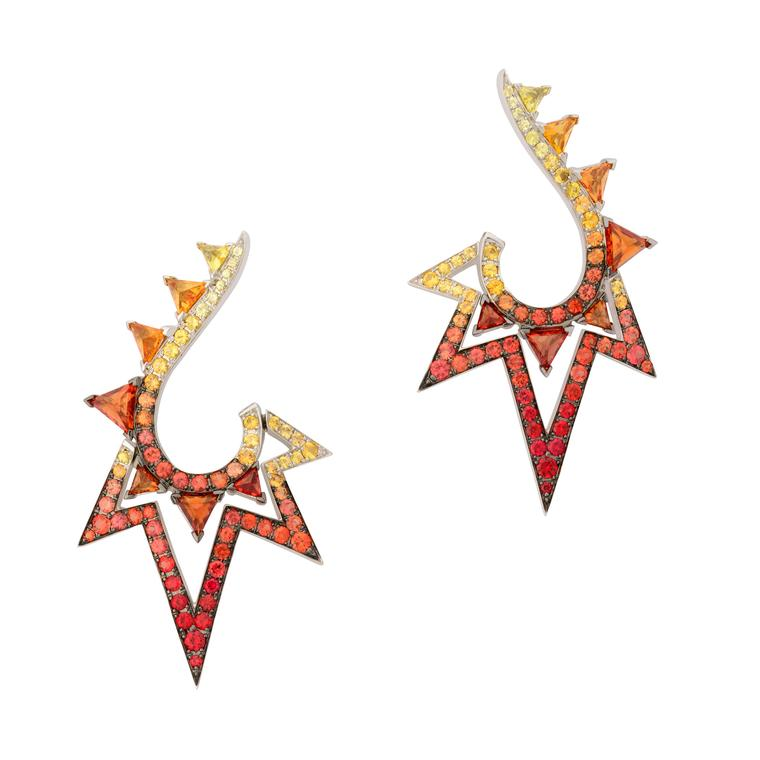 Stephen Webster Lady Stardust earrings