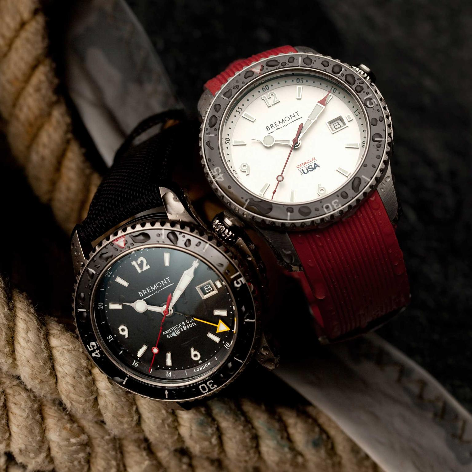 Bremont Oracle I and Oracle II watches