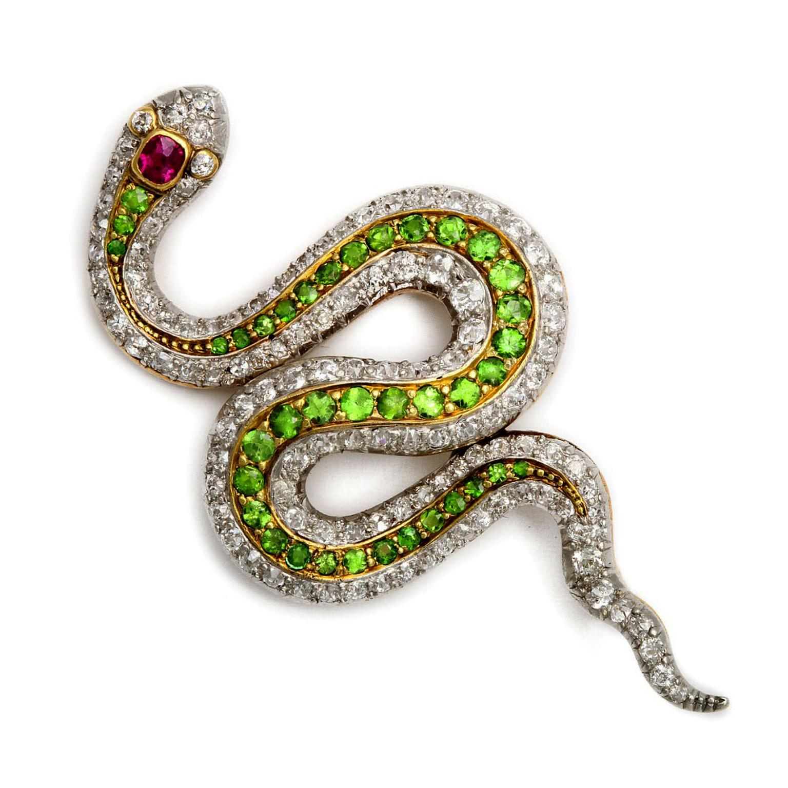 48180a1fab87b The snake is the most loved motif in antique jewellery   The ...