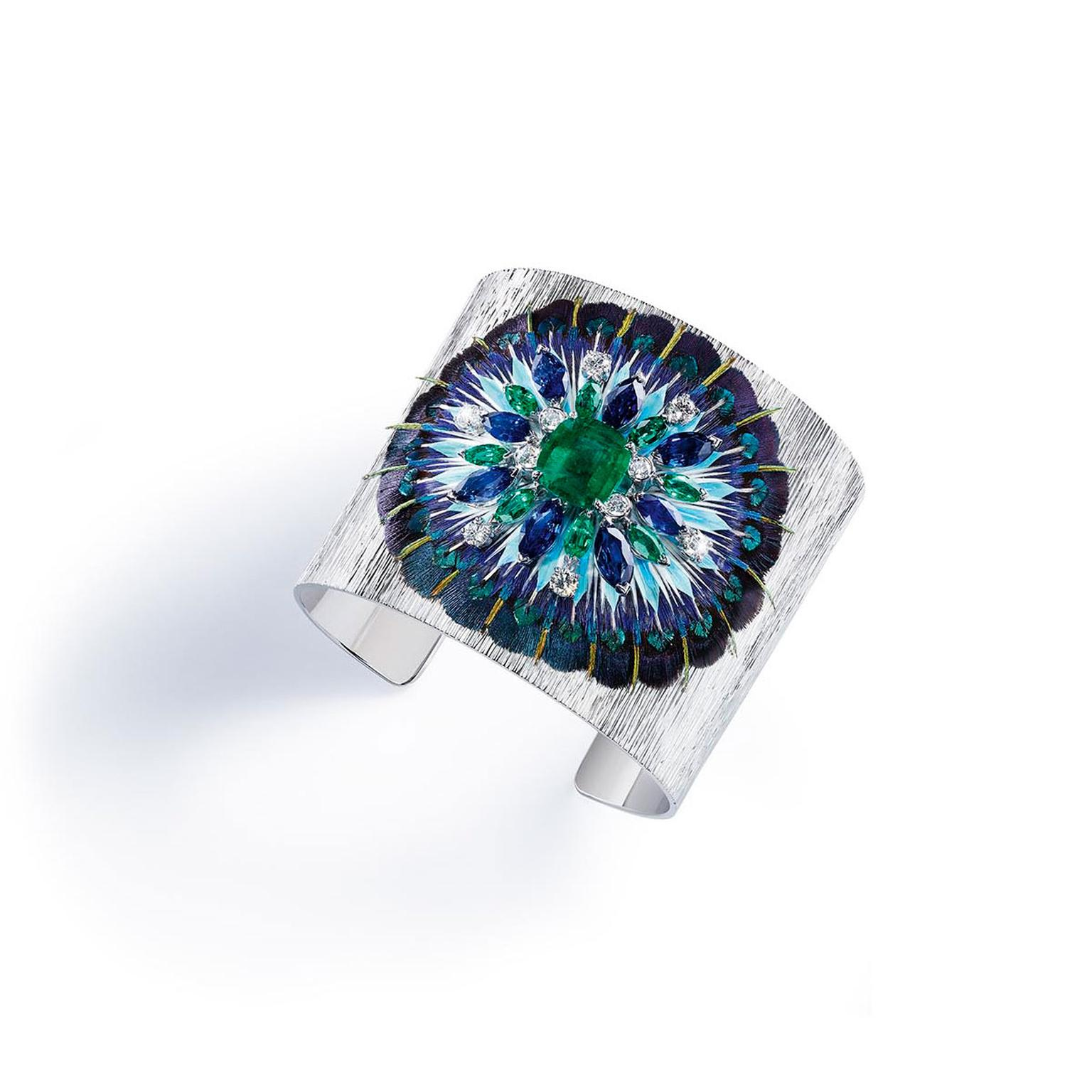 Piaget Peacock jewel