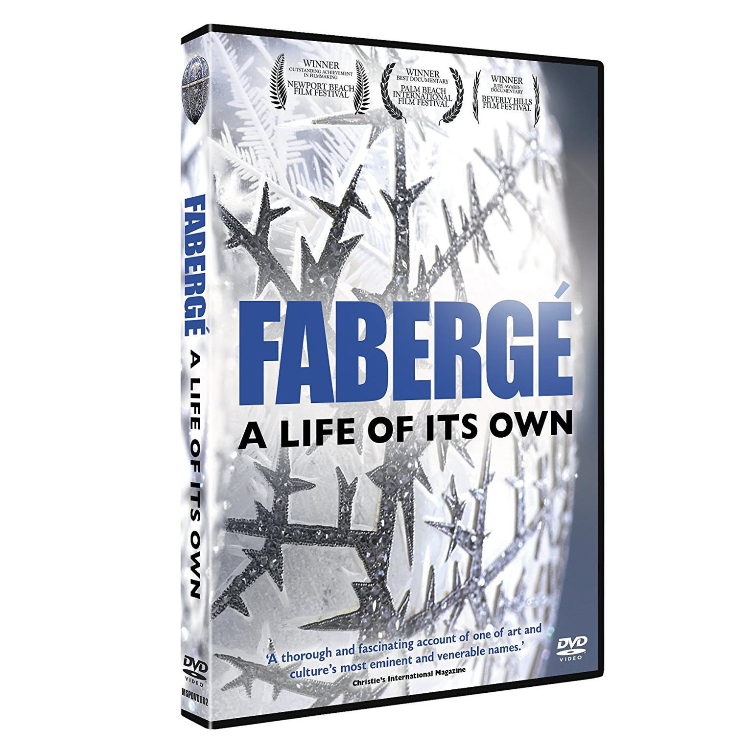 Faberge A Life of Its Own DVD out now