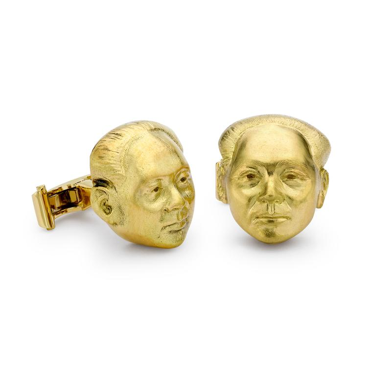 Cool cufflinks to suit all budgets