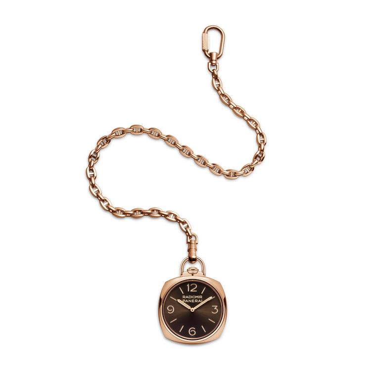 Panerai Radiomir Pocket watch with chain