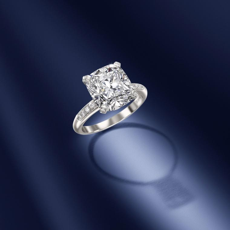 Marchak Paris diamond ring