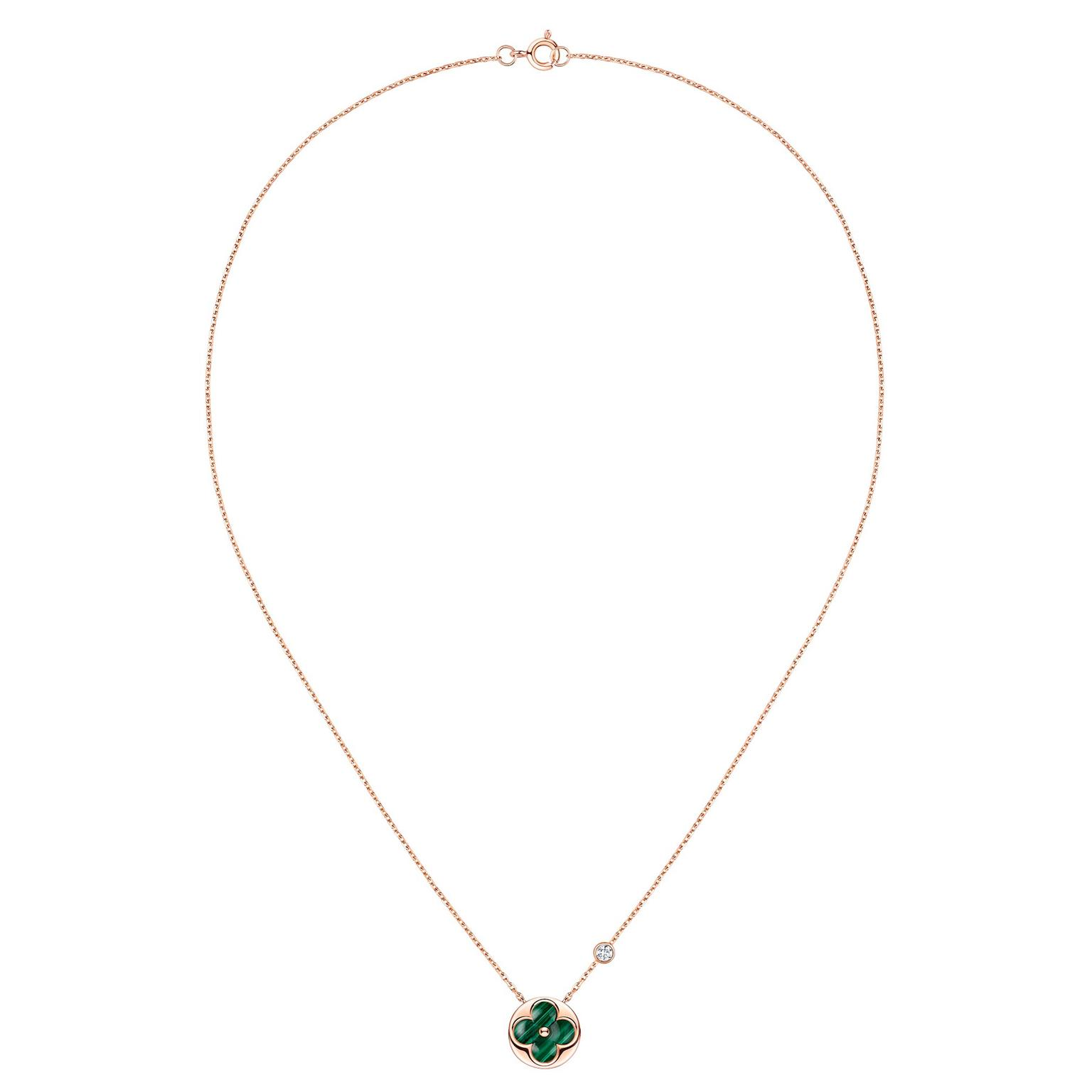 Louis Vuitton Color Blossom BB Sun necklace