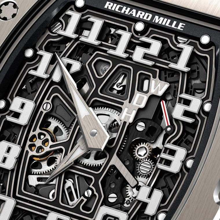 Richard Mille pre-SIHH Extra Flat watch