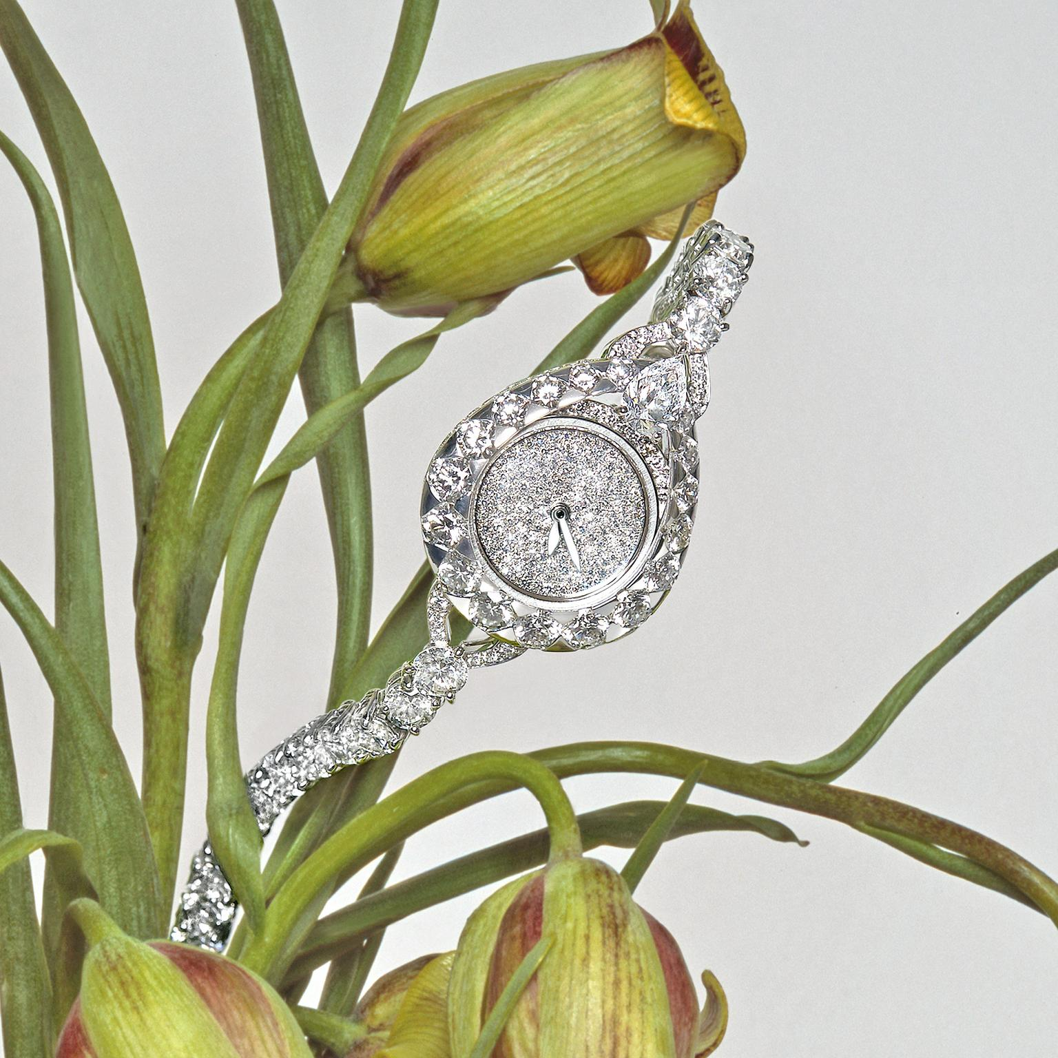 Chaumet Eclat Floral watch