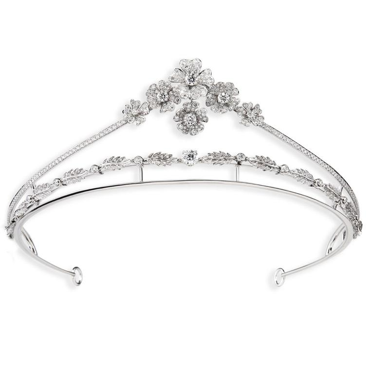 How to choose the perfect tiara for your wedding day