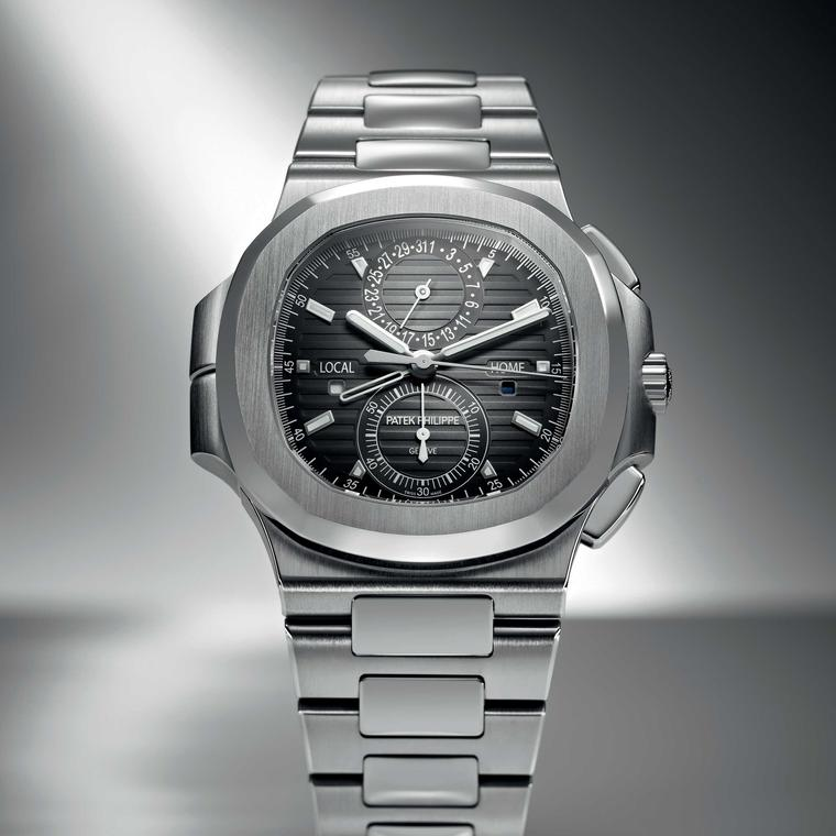 Patek Philippe Nautilus Travel Time watch