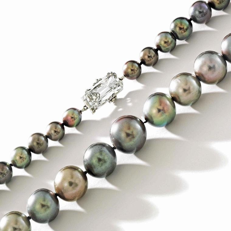 Cowdray pearls up for auction at Sotheby's Hong Kong
