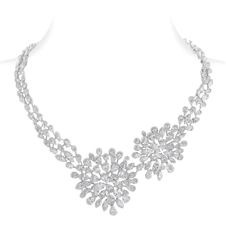 Nirav Modi Luminance diamond necklace