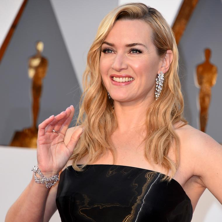 Kate Winslet in Nirav Modi diamond jewelry