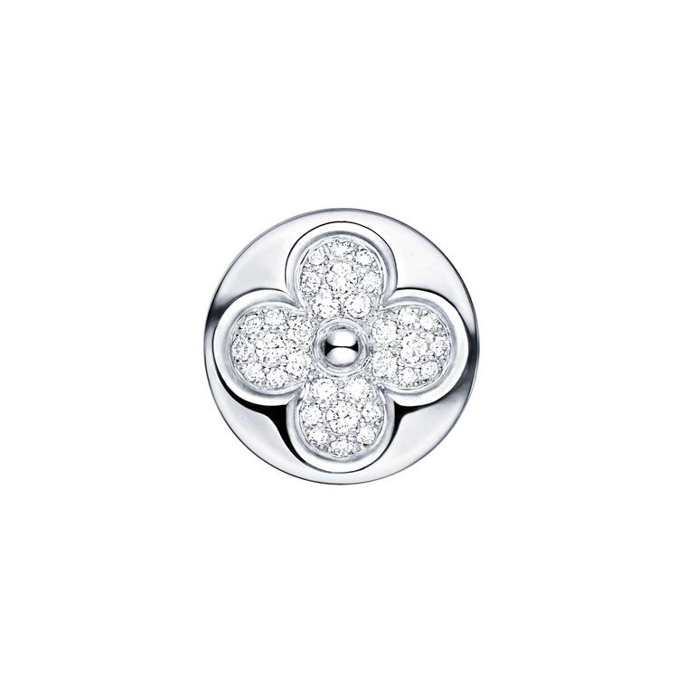 Louis Vuitton Diamond Blossom ear stud