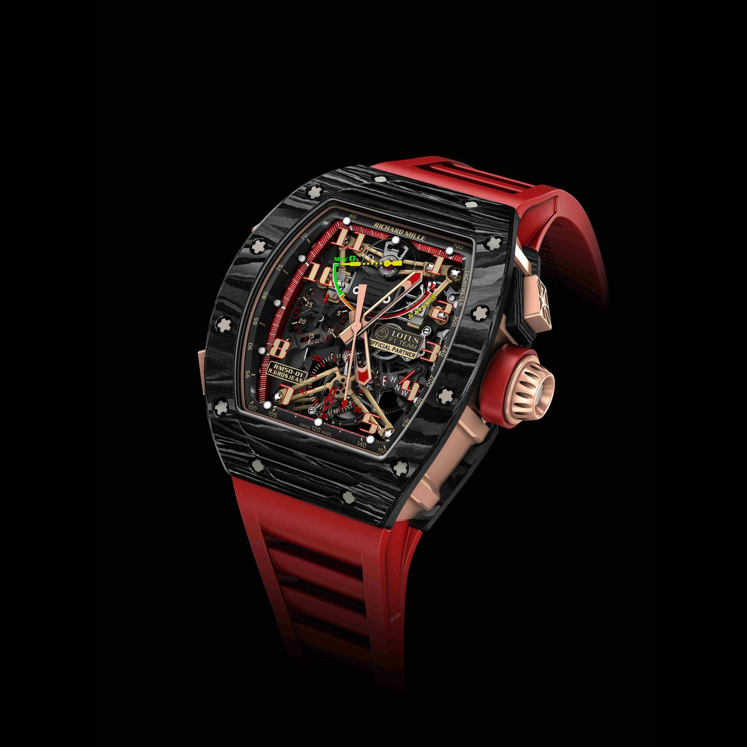 Richard Mille RM50-01 watch