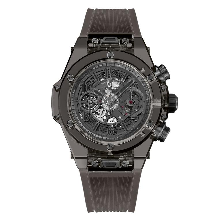 Big Bang Unico Sapphire All Black watch