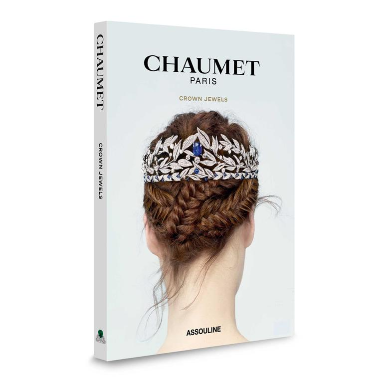 Chaumet Memoire Assouline book cover