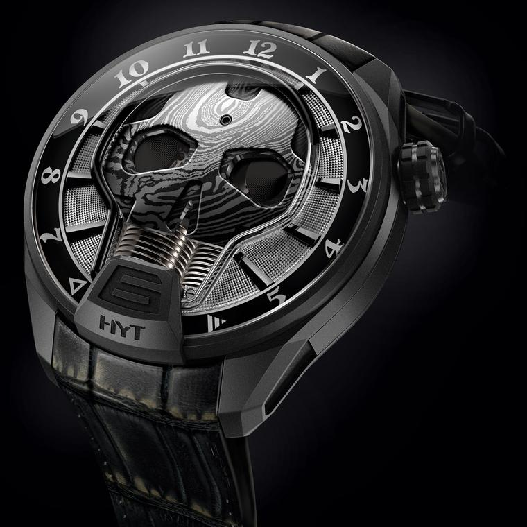 Skull Bad Boy watch
