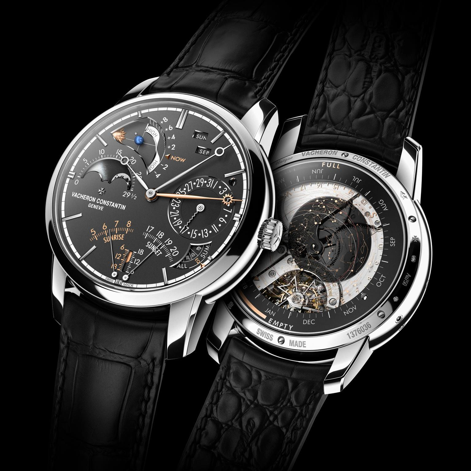 Vacheron Constantin Celestia watch complications