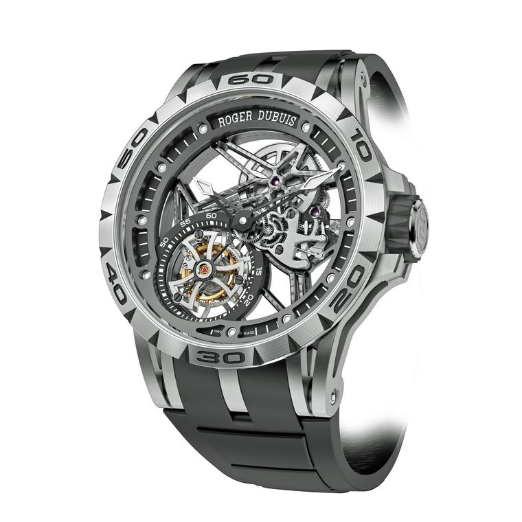 Roger Dubuis Spider watch