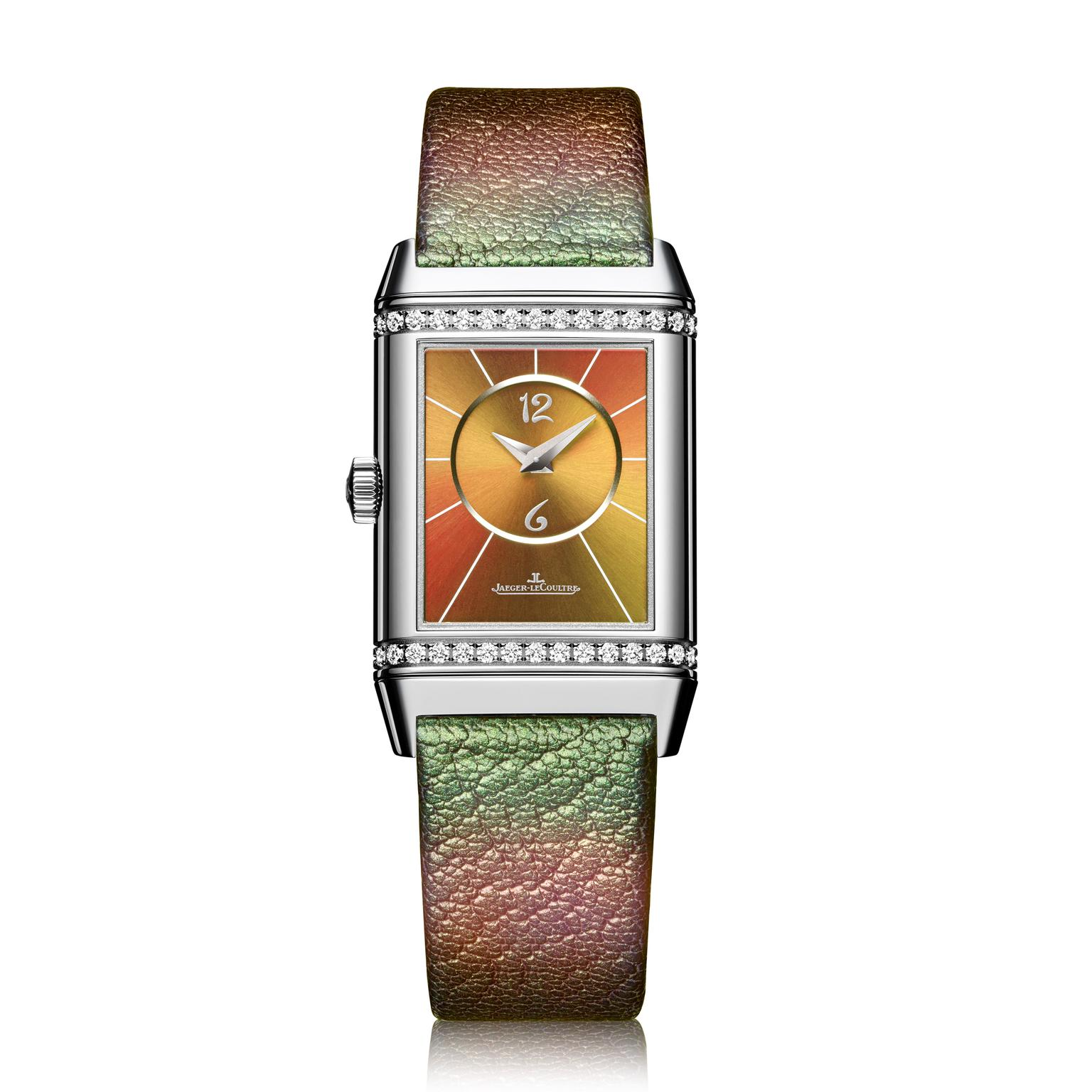 Jaeger-LeCoultre Reverso by Christian Louboutin - reverse