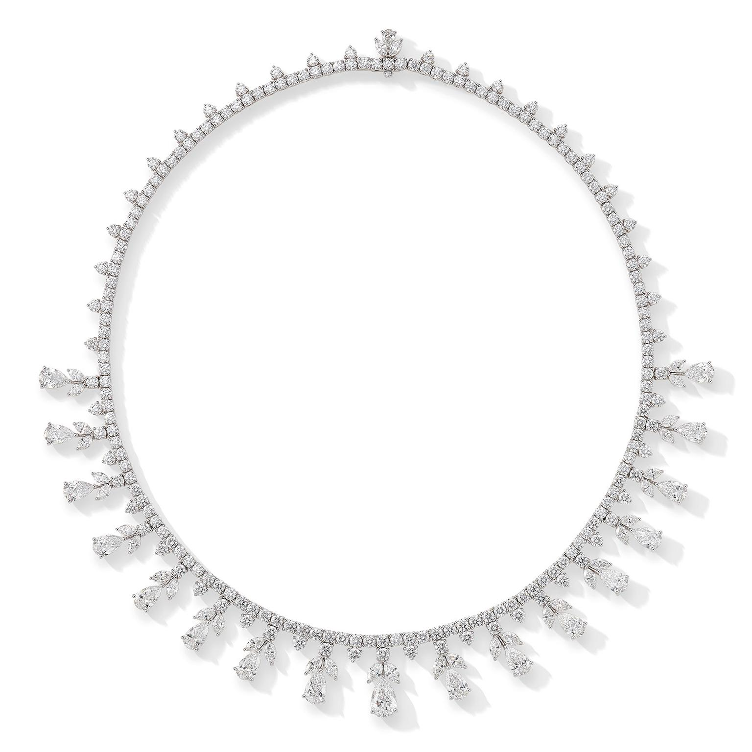 Lot 578 Diamond Necklace For Phillips auction