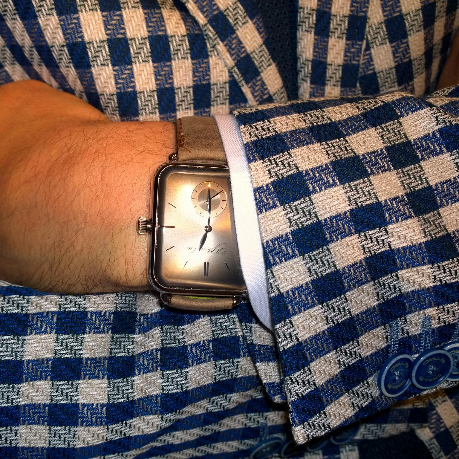 Edouard Meylan Swiss Alp Watch
