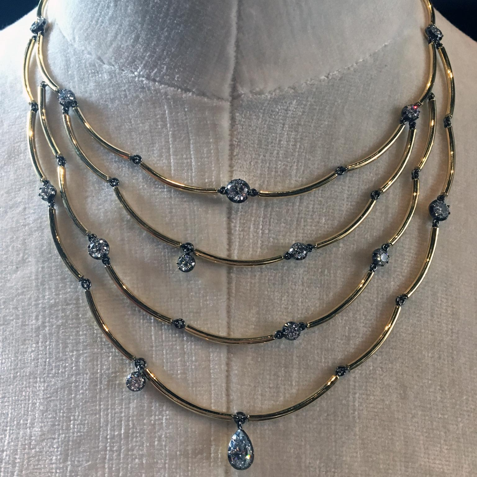 Jessica McCormack Chi Chi necklace main