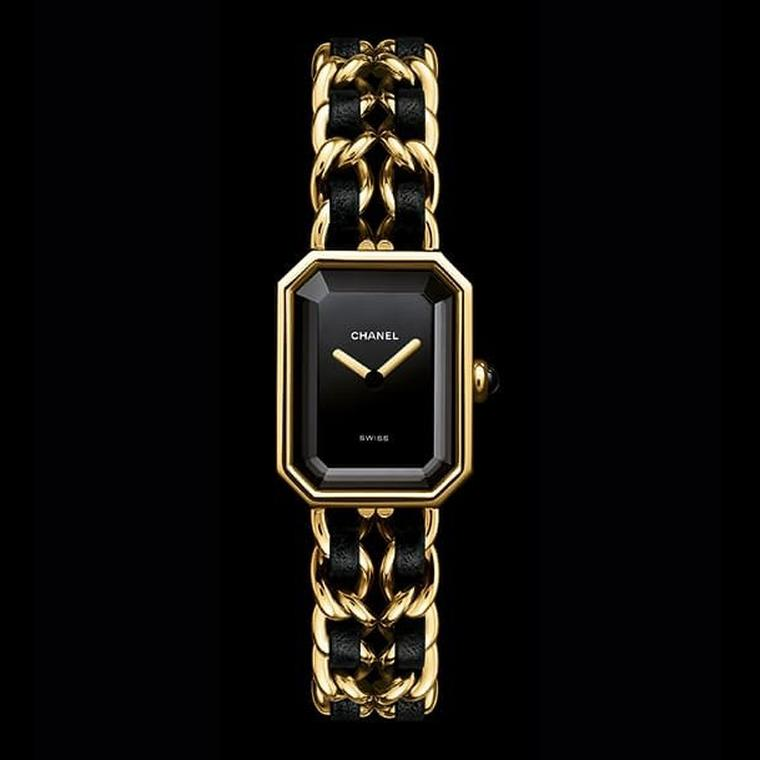Chanel's original Première watch of 1987