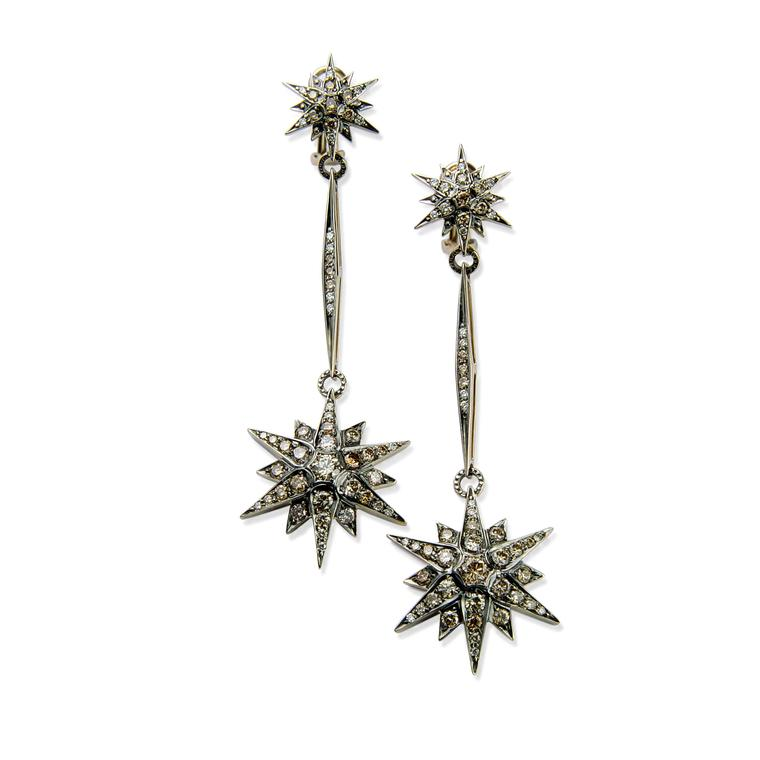 H.Stern long earrings