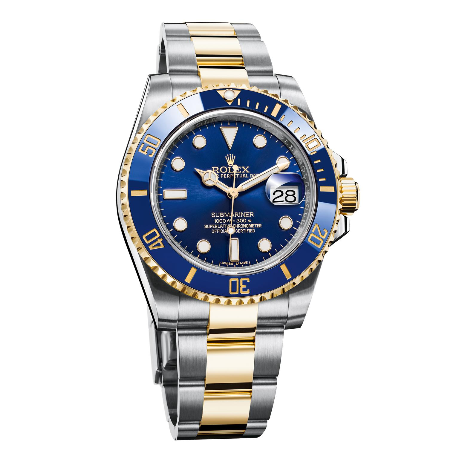 Rolex-Oyster-Perpetual-Submariner-Date
