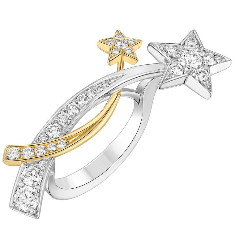 Chanel's shooting star heralds a new jewellery collection
