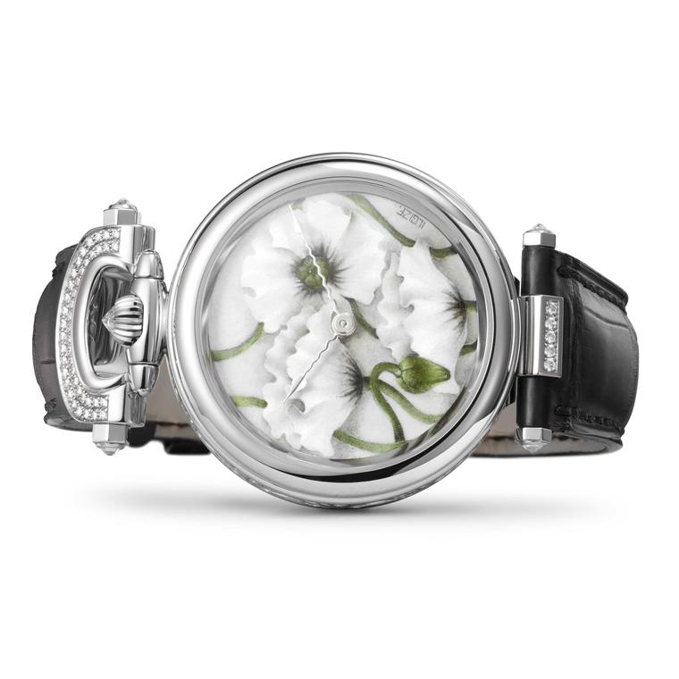 Bovet white gold Amadeo watch