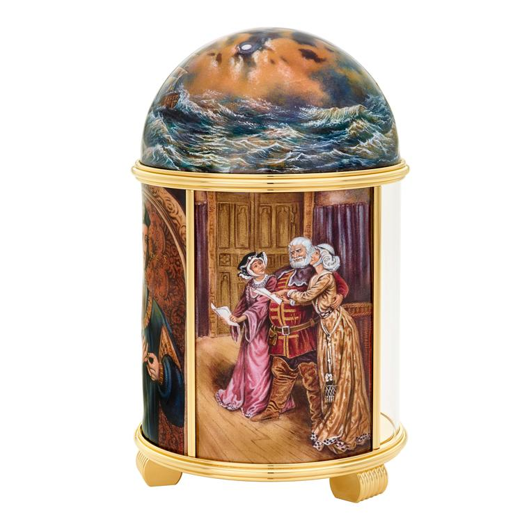 Patek Philippe Shakespeare Clock - Merry Wives of Windsor