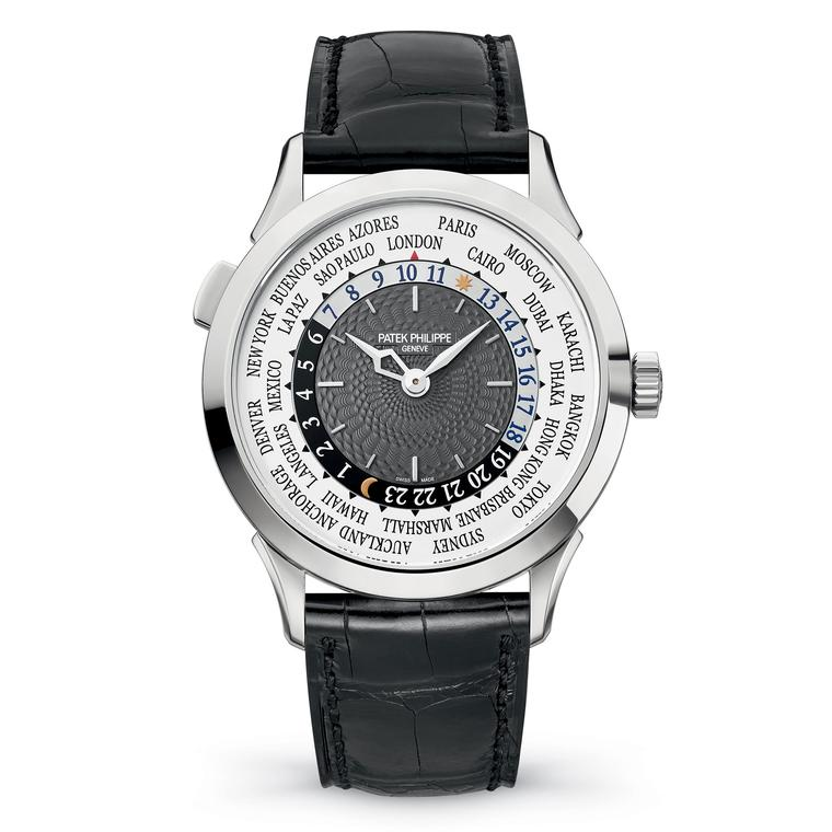 Patek Philippe Ref. 5230 World Time watch