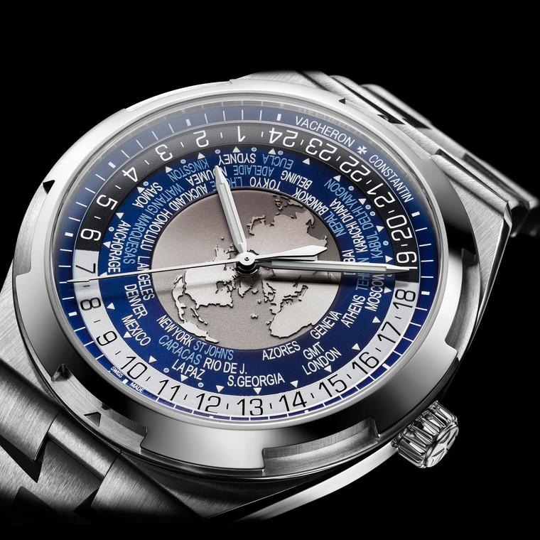 Vacheron Constantin Overseas World Time watch